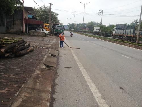 Hà Nội duyệt Chỉ giới đường đỏ tuyến QL3 cũ thuộc địa phận huyện Đông Anh