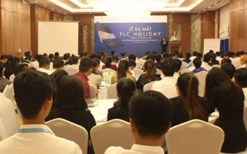 FLC ra mắt sản phẩm nghỉ dưỡng FLC Holiday