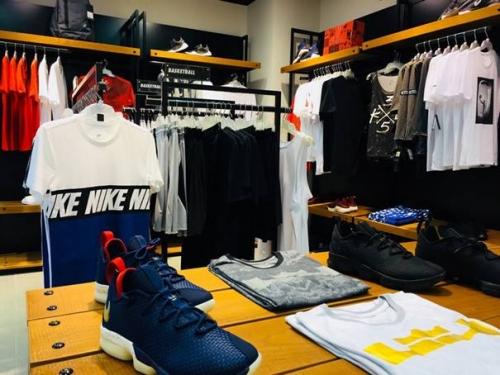 Khai trương Nike Hàng Bông – không gian dành riêng cho tín đồ bóng rổ