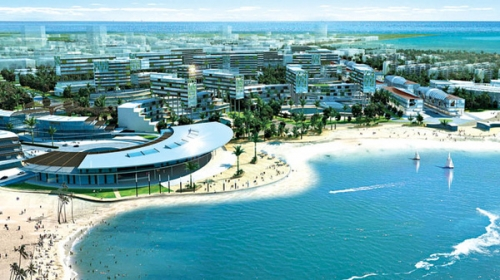 TP.Hồ Chí Minh: Nghiên cứu quy hoạch Khu đô thị du lịch biển Cần Giờ