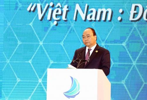 Khai mạc Hội nghị Thượng đỉnh Kinh doanh Việt Nam