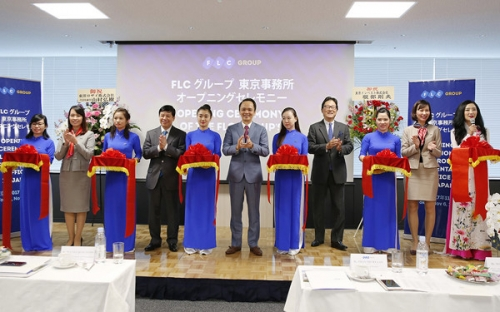 FLC khai trương văn phòng đại diện đầu tiên tại Nhật Bản