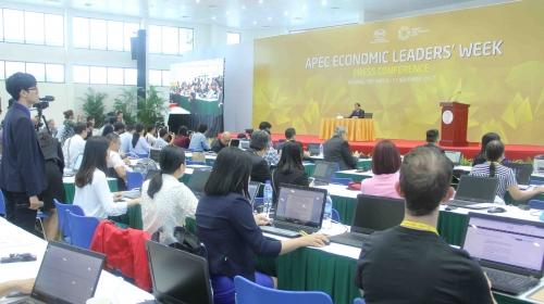 Sáng kiến của Việt Nam tại APEC 2017 được đánh giá cao