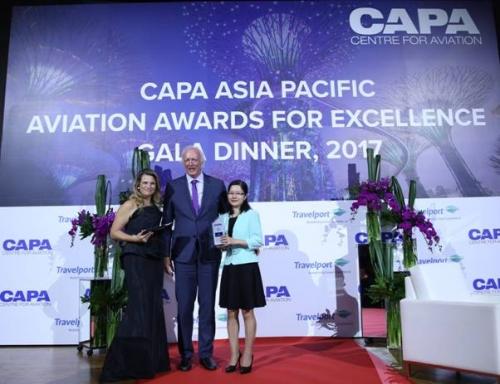 Vietnam Airlines: Hãng hàng không của năm tại khu vực châu Á – Thái Bình Dương