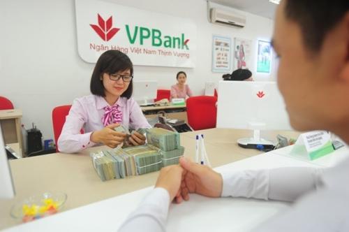 VPBank có vốn điều lệ hơn 15.706 tỷ đồng