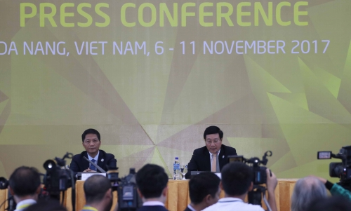 Quyết tâm duy trì đà hợp tác, liên kết của APEC