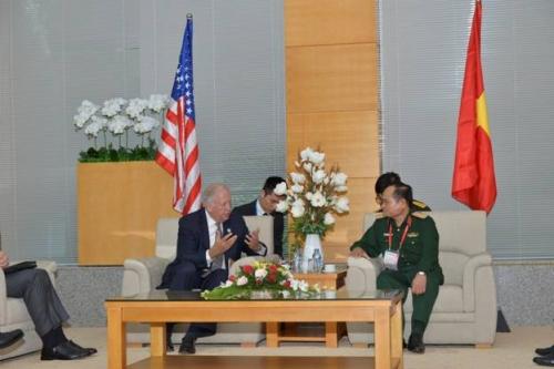 Hoa Kỳ và Việt Nam hợp tác xử lý dioxin tại sân bay Biên Hoà