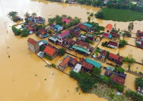 Hàn Quốc viện trợ 1 triệu USD giúp Việt Nam khắc phục thiên tai