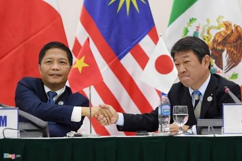 Thỏa thuận CPTPP: Cú đột phá chiến lược