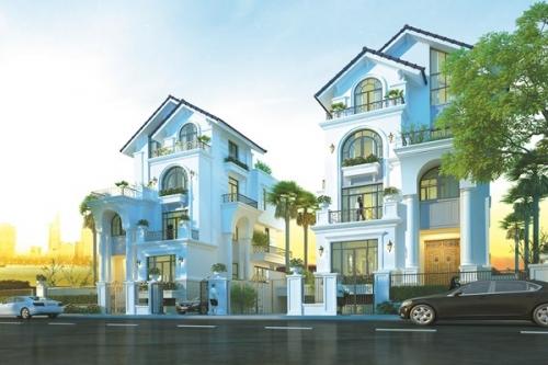 Saigon Mystery Villas: Gia tăng giá trị đầu tư