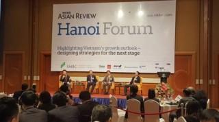 Diễn đàn Nikkei Asian Review lần đầu tiên được tổ chức tại Hà Nội