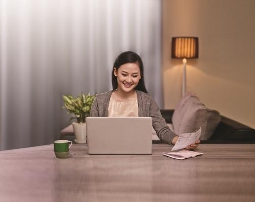 Thêm tiện ích cho khách hàng khi thanh toán hóa đơn tiền điện qua Vietcombank