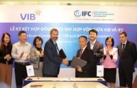 IFC cấp khoản vay trị giá 185 triệu USD cho VIB