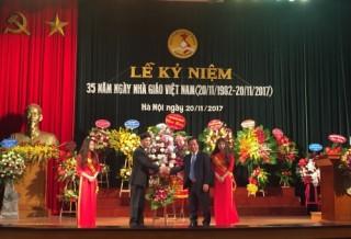 Học viện Ngân hàng kỷ niệm Ngày Nhà giáo Việt Nam 20/11
