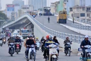 Hà Nội chi hơn 1.700 tỷ xây 3 cầu vượt, hầm chui lớn