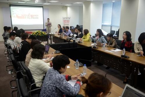 """NHNN phối hợp VTV3 ra mắt gameshow """"Tiền khéo, tiền khôn"""""""