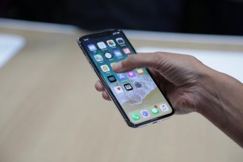 iPhone X xách tay giảm giá về ngang giá chính hãng