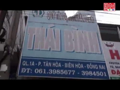 Vi phạm tại QTDND Thái Bình, tỉnh Đồng Nai đang được xử lý tích cực