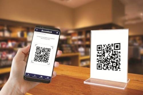 Hoàn tiền đến 30% khi thanh toán nhanh bằng Sacombank QR Pay