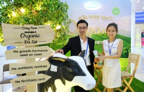 Vinamilk tự hào là thương hiệu đồ uống được lựa chọn tại Hội nghị APEC 2017