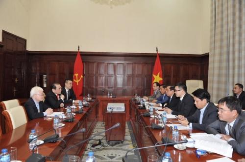 Đẩy mạnh hợp tác giữa Công ty BOL (Thái Lan) và hệ thống ngân hàng Việt Nam