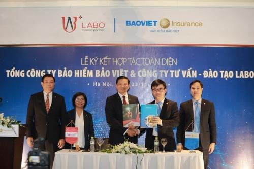 Bảo hiểm Bảo Việt cung cấp dịch vụ tài chính toàn diện