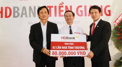 HDBank tiếp tục vươn về miền Tây