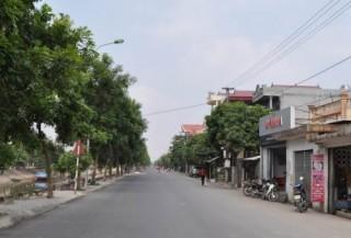 Công nhận huyện Nghĩa Hưng (Nam Định) đạt chuẩn nông thôn mới