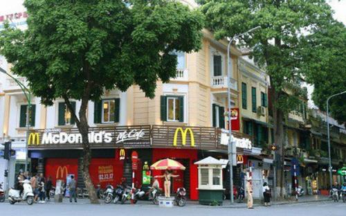 McDonald's Hàng Bài chính thức khai trương