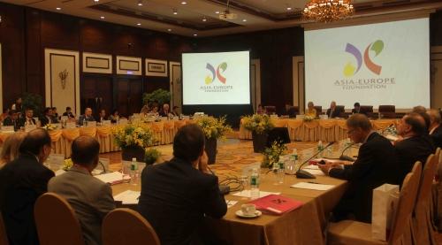 Hội đồng Thống đốc Quỹ Á - Âu (ASEF) tổ chức kỳ họp lần thứ 37