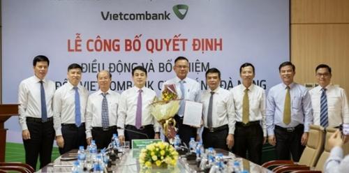 Vietcombank Đà Nẵng và Quảng Nam có giám đốc mới
