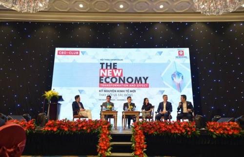 Kỷ nguyên kinh tế mới, thay đổi và tác động