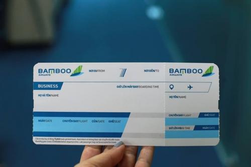 Bamboo Airways chính thức nhận giấy phép bay