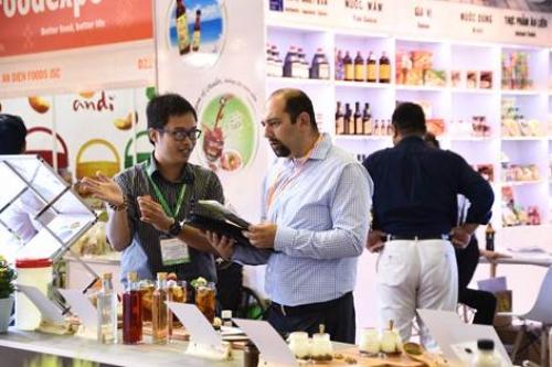 23 quốc gia và vùng lãnh thổ tham gia Vietnam Foodexpo 2018
