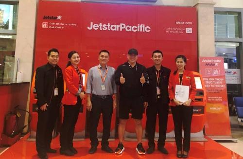 Bộ trưởng Giao thông Vận tải gửi thư khen phi hành đoàn Jetstar Pacific