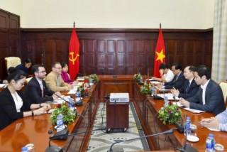 Việt Nam - Canada: Tăng cường hợp tác trong lĩnh vực tài chính - ngân hàng
