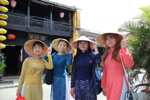 Du khách Hàn đến Việt Nam tăng nhanh