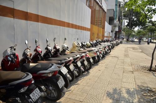 TP. Hồ Chí Minh: Xin ý kiến các Bộ về giá giữ xe chung cư