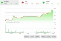 Chứng khoán chiều 21/11: Cổ phiếu trụ cột làm đòn bẩy thị trường