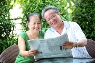 Làm gì để có cuộc sống sung túc khi ở tuổi hưu trí
