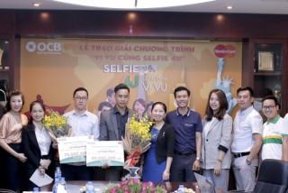 OCB trao thưởng chuyến du lịch Singapore và Thổ Nhĩ Kỳ