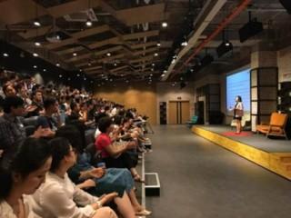 Dreamplex hợp tác với TEDxĐakao chia sẻ ý tưởng sáng tạo
