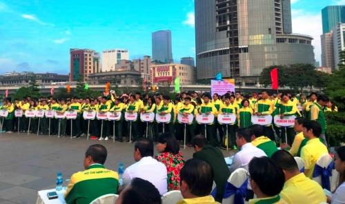 Jetstar Pacific đồng hành cùng thể thao TP. Hồ Chí Minh