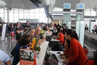 Cần tăng cường an ninh hàng không