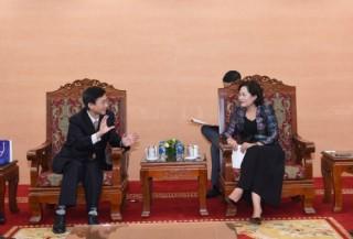 Đẩy mạnh hợp tác hiệu quả giữa NHNN Việt Nam - NHTW Hàn Quốc