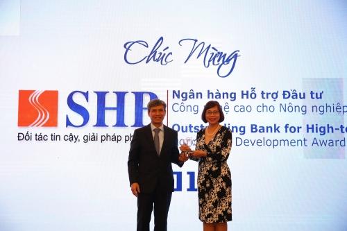 SHB là Ngân hàng hỗ trợ đầu tư công nghệ cao cho nông nghiệp sạch