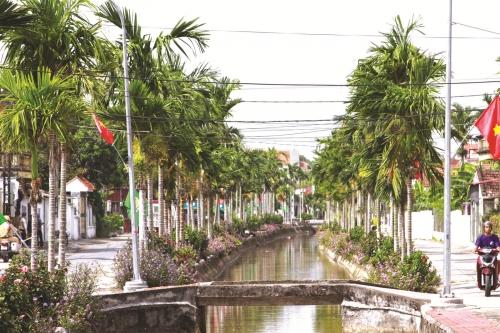 Nam Định: Đưa tín dụng thành động lực thúc đẩy nông thôn mới
