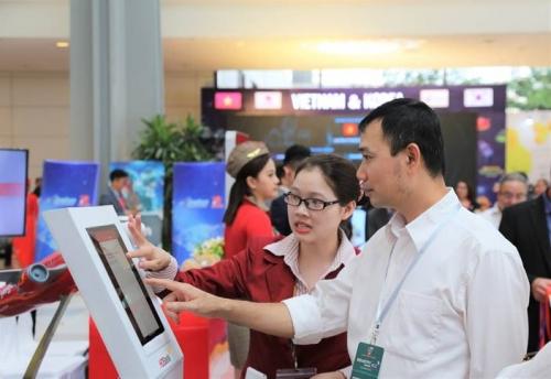 Nhiều ứng dụng ngân hàng số tại VietAI Summit 2019