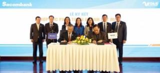 Sacombank ký kết hợp tác phát triển với Vitas