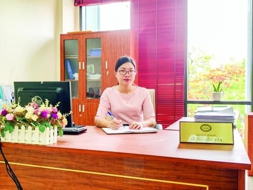 Người kết nối ngân hàng với người dân và doanh nghiệp
